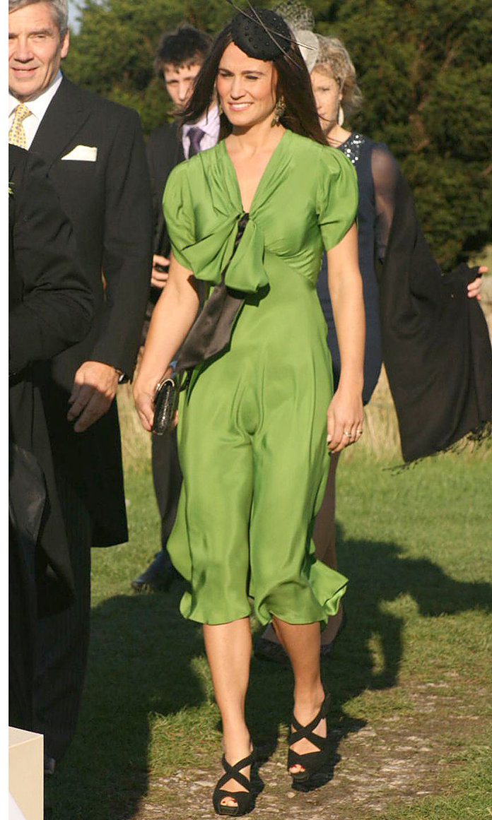 From wedding guest dresses to casual chic, SEE Pippa Middleton's latest style..