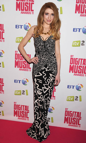 Nicola Roberts, Jessie J, and Olly Murs at the BT Digital Music Awards