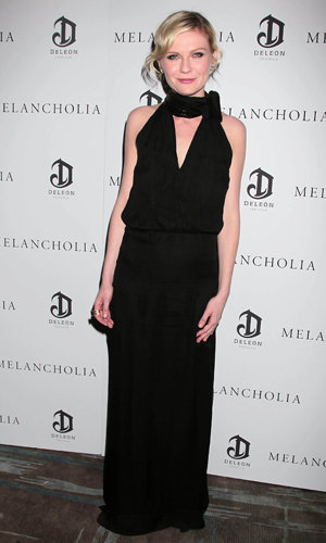 DAY OF STYLE… Kirsten Dunst transforms from casual cool to evening glam at Melancholia premiere party