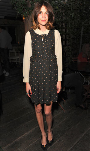 Alexa Chung parties with Henry Holland to celebrate his new range for Superga