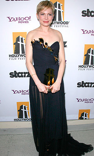 SEE PICS! Emma Stone, Michelle Williams, Carey Mulligan and co. style up the Hollywood Film Awards…