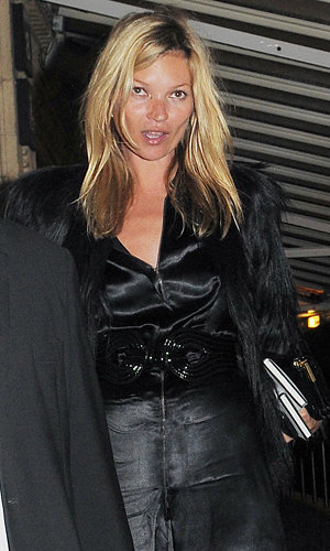 SPOTTED: Kate Moss channels Halloween vibe at Royal Albert Hall