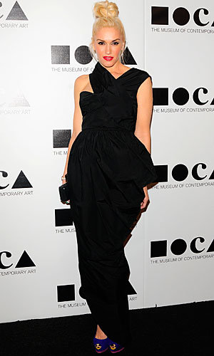 SEE Gwen Stefani and Nicole Richie at the MOCA gala