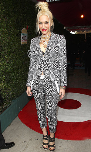 Gwen Stefani launches Harajuku Mini for Target collection!