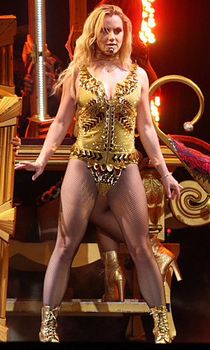 Britney Spears wows in Rio!