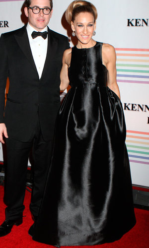 Sarah Jessica Parker glams up (and down) in Washington