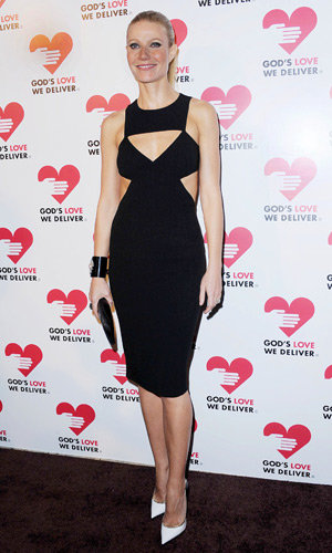 Gwyneth Paltrow wows at the 2012 Golden Heart Awards Gala
