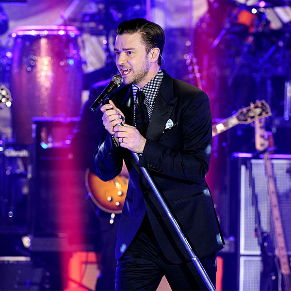 Justin Timberlake hosts star-studded party for 20/20 album launch