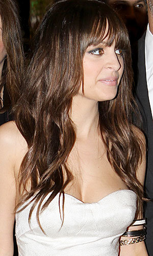 CELEBRITY HAIR MAKEOVER: Nicole Richie goes brunette