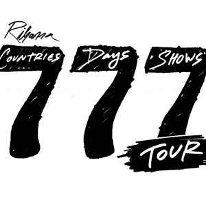 InStyle joins Rihanna on her 777 world tour!