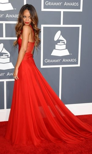 GRAMMYS 2013: The gowns, gongs and songs!