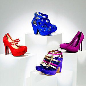 River Island launches new capsule shoe range at Selfridges