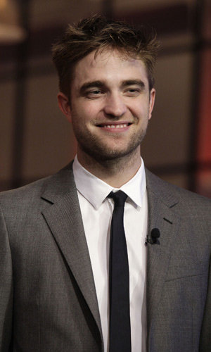 Robert Pattinson named one of the world's most powerful celebs!