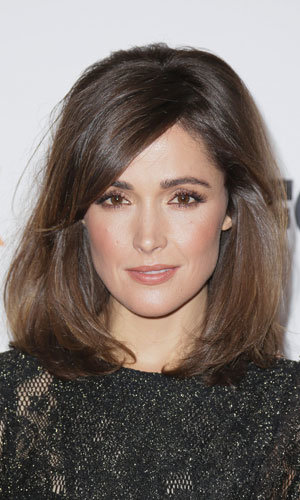 Get Rose Byrne's flawless party make-up look