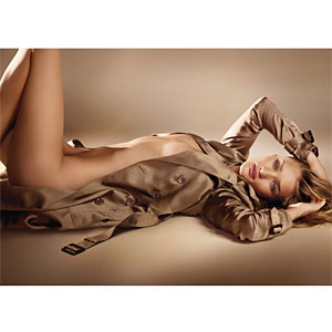 FIRST LOOK: Rosie Huntington-Whiteley as the face of Burberry Body fragrance