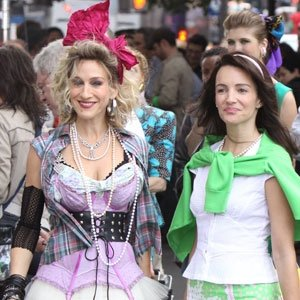 WATCH: Sex and the City 2 Costume Special