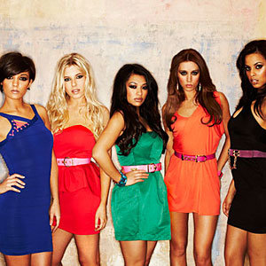 The Saturdays turn fashion designers!