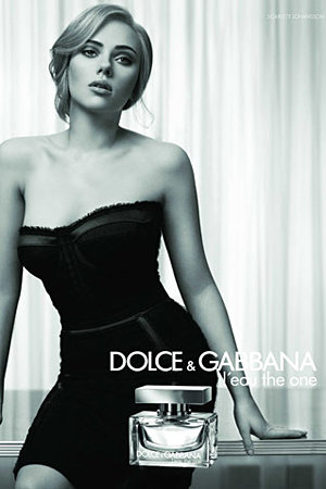 Scarlett Johansson is still 'The One' for Dolce & Gabbana