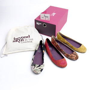 Grab a pair of vegan shoes to rival Stella and Natalie's!