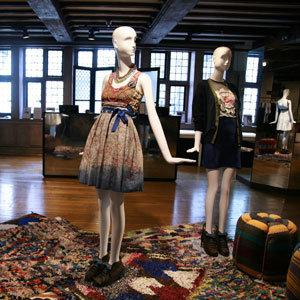 Liberty and J. W. Anderson team up for London Fashion Week!