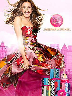 Sarah Jessica to launch new 'Sex and The City' scent