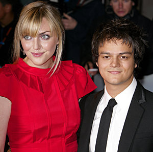 Sophie Dahl and Jamie Cullum get married