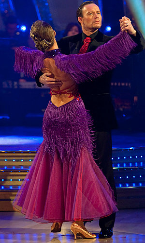 Ricky Groves voted off Strictly Come Dancing