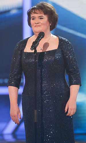 Susan Boyle becomes the fastest-selling debut artist of all time