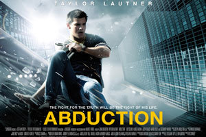 EXCLUSIVE PIC: First glimpse of Taylor Lautner in new movie Abduction!
