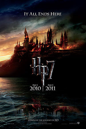 SEE: Exclusive Harry Potter teaser!