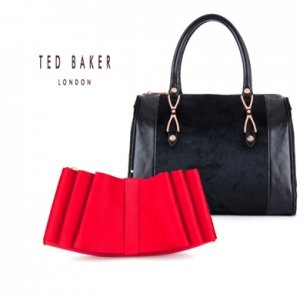 WIN! A Ted Baker tote and clutch with InStyle's advent calendar