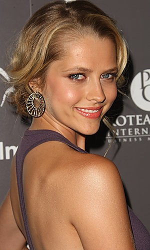 Teresa Palmer- stunning star of I Am Number Four- reveals all to InStyle