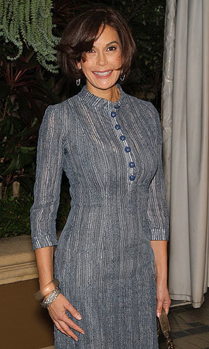 SEE PICS: Teri Hatcher joins the bob hair trend!
