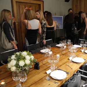 Nicole Richie hosts dinner with My-Wardrobe to launch Winter Kate's latest collection