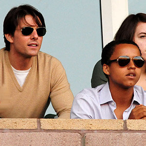 Tom Cruise's son lands first starring role