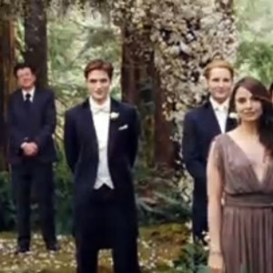 CALLING ALL TWILIGHT FANS… Bella's wedding dress from Breaking Dawn Part 1 replica hits stores!