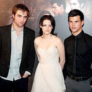 SEE the stars of Twilight: New Moon today in London