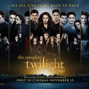 New Twilight Saga: Breaking Dawn Part 2 posters and trailer!