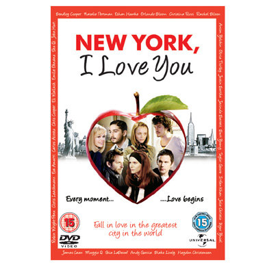 COMPETITION TIME! Win a copy of New York, I Love You