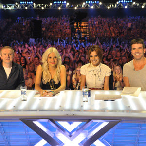 Pixie Lott the latest to guest-judge the X Factor 2010