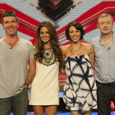 X Factor final 24 revealed - but who will make the final 12?