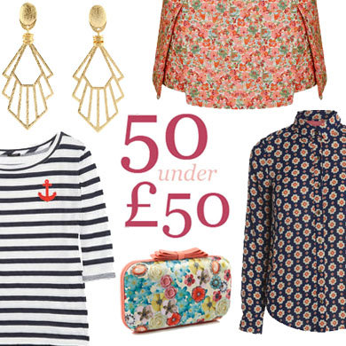 SHOP 50 Under £50: What To Wear Now