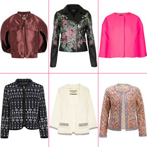 SHOP New Season Jackets