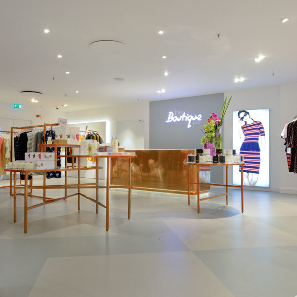 Jaeger launches new Boutique Gallery