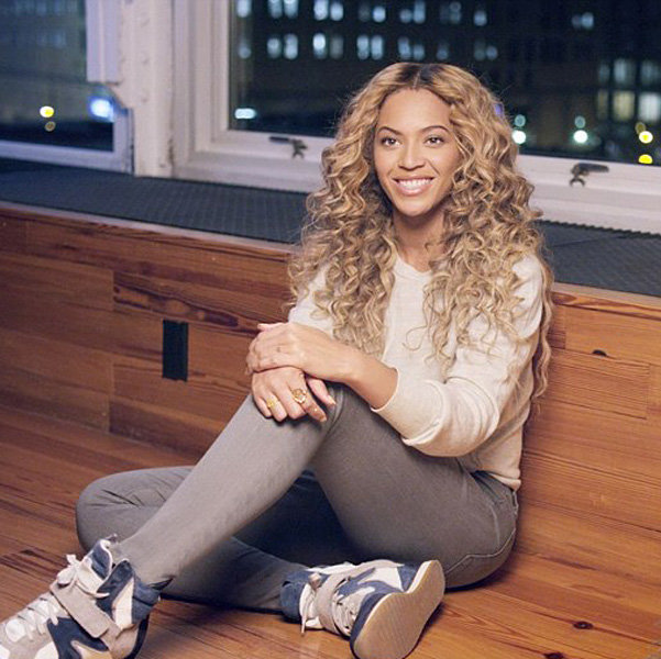 Beyonce talks inspirational women in new Chime For Change video