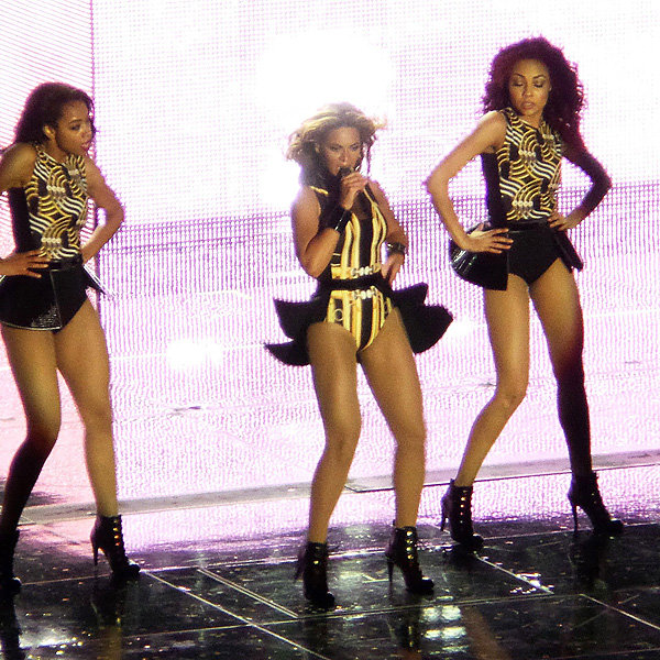 Beyonce brings the Mrs Carter Show World Tour to London