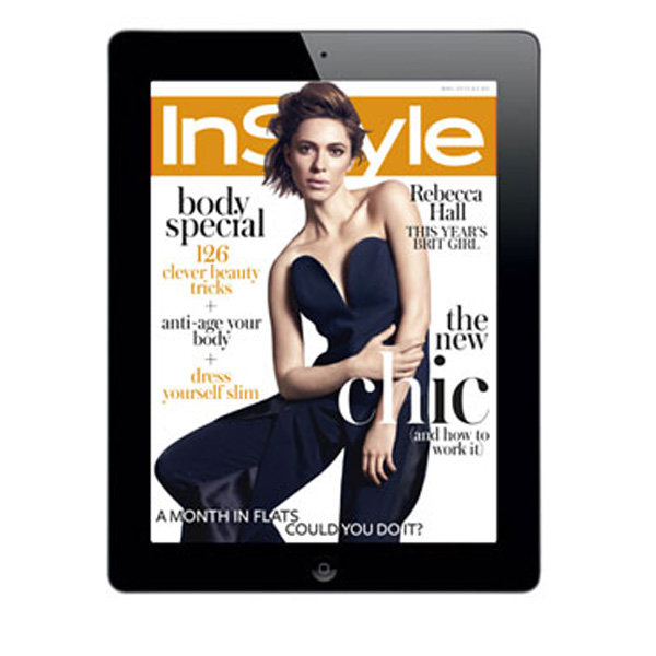 Get InStyle magazine on your iPad!