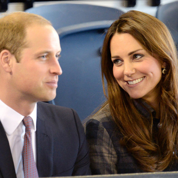 Pregnant Kate Middleton and Prince William grow ever closer as a couple