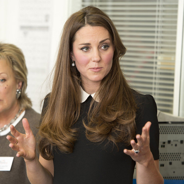 Kate Middleton records TV debut for Children's Hospice Week