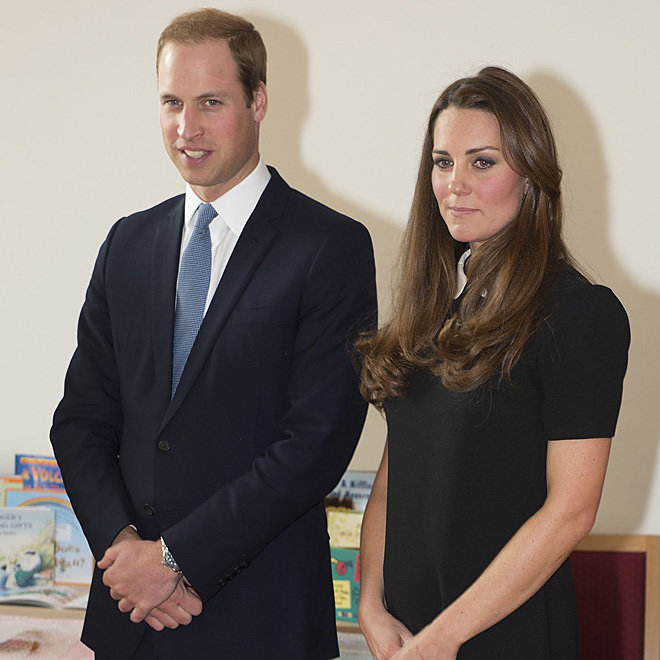 Kate Middleton and Prince William heading to Glasgow